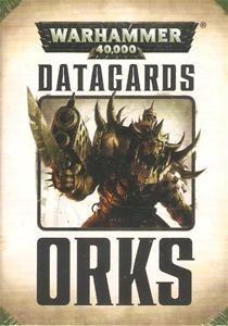 Ork Datacards - 50kr