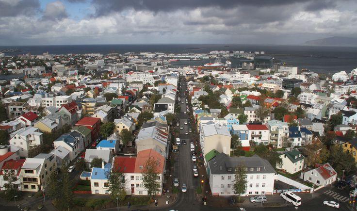 Reykjavik travail saisonnier en islande