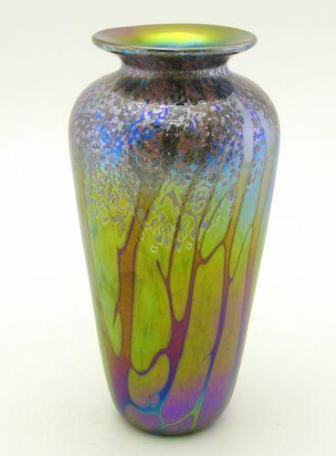 26 Best Stuart Abelman Images On Pinterest Iridescent Glass Vase And Vases