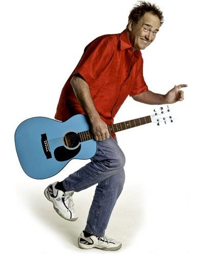 Music eccentric and great personality Robert Broberg!
