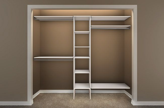 Home Depot Walk In Closet Designs