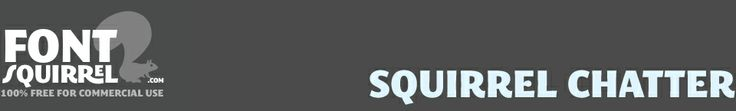 Font Squirrel. Awesome fonts 100% free for commercial use!