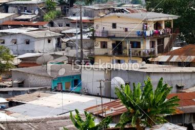 The  housing of Gabon