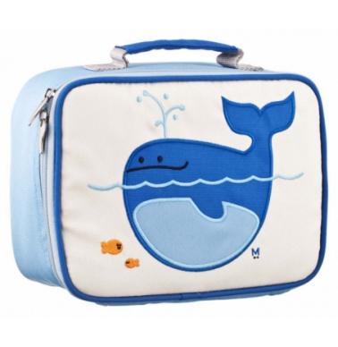 Beatrix Τσάντα Κολατσιού (Lunch Bag) - Lucas η Φάλαινα