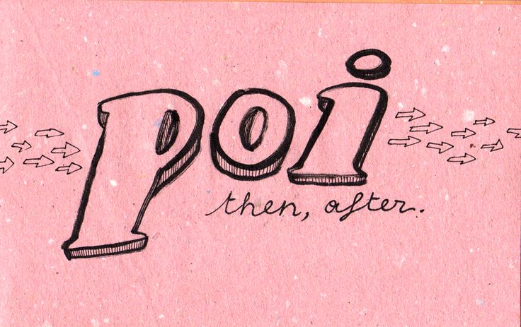 Learning Italian Language ~ Poi (then, after) IFHN