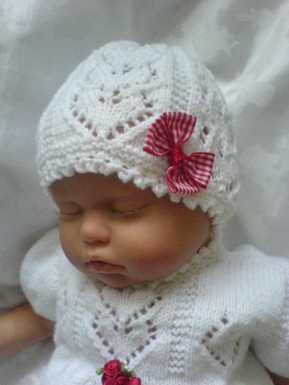 Lots of baby knitting patterns