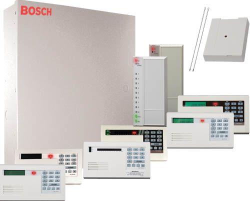 Bosch Alarm Panels