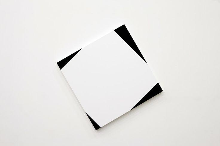 Carré² - François Morellet - Artistes - galerie kamel mennour, 75006 Paris