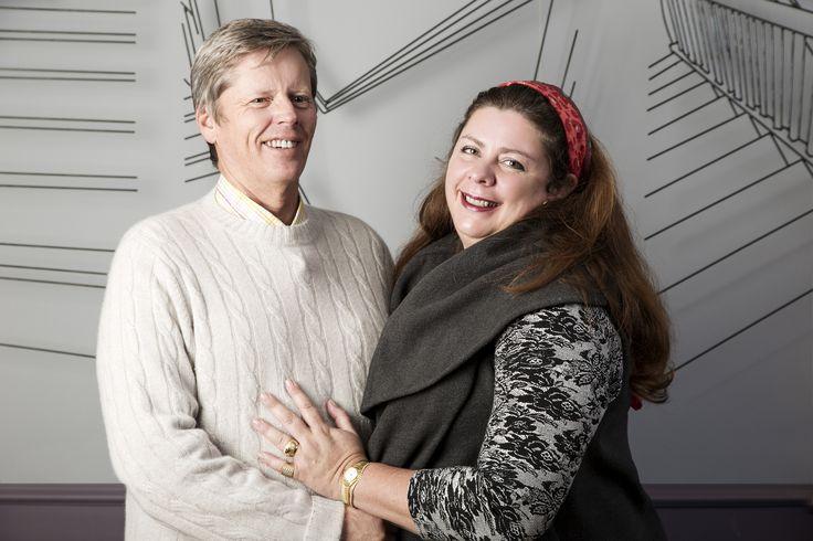 Majeka House - Owners Karine & Lloyd van der Merwe