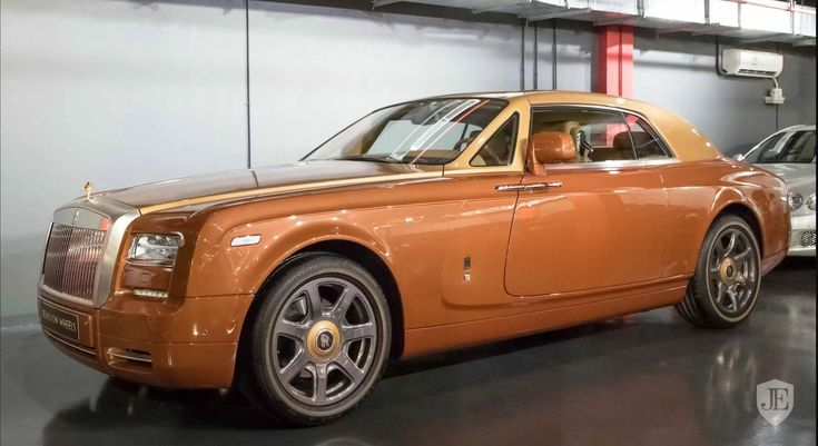 This Rolls-Royce Phantom Coupe Is (Thankfully) The Only One Of Its Kind - carscoops.com