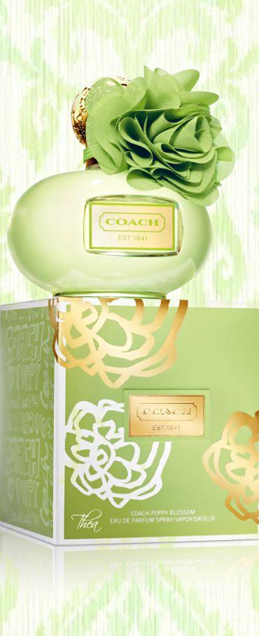 ~Coach Poppy Citrine Blossom Perfume   House of Beccaria