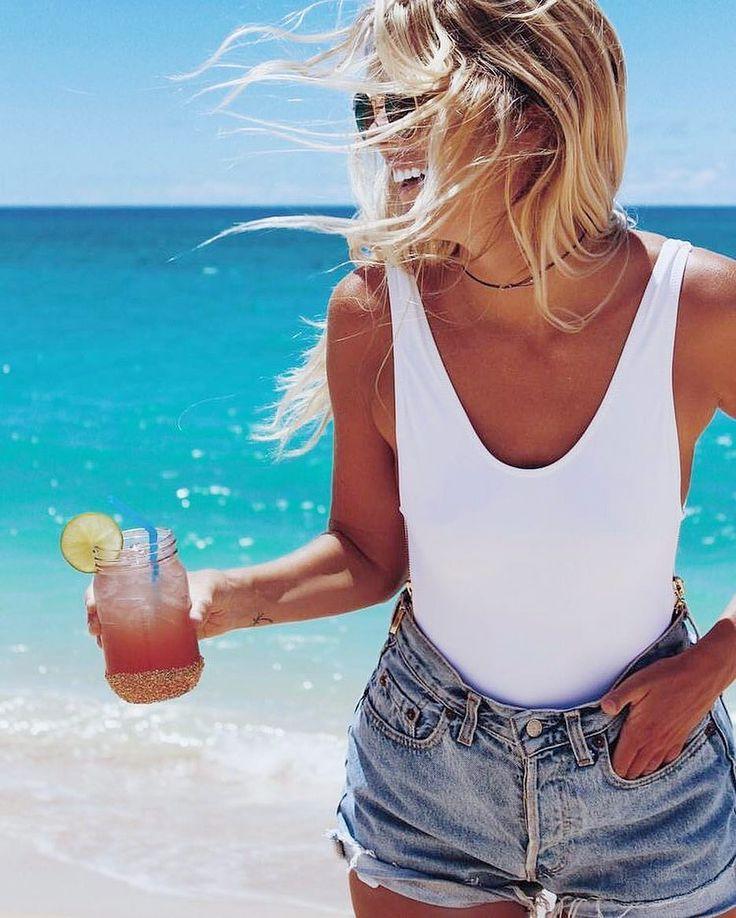 Картинки море лето девушки