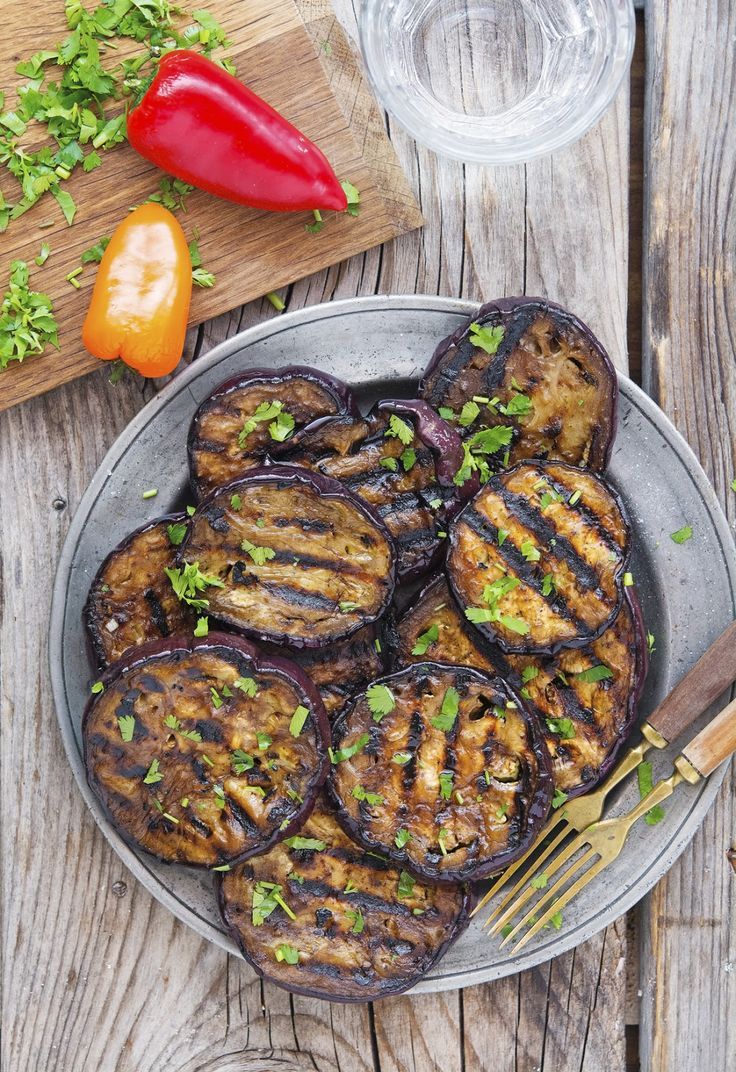 BALSAMIC MARINATED GRILLED EGGPLANT. http://www.theironyou.com/2016/04/balsamic-marinated-grilled-eggplant.html?utm_source=feedburner&utm_medium=email&utm_campaign=Feed%3A+theironyou%2FVraN+%28The+Iron+You%29