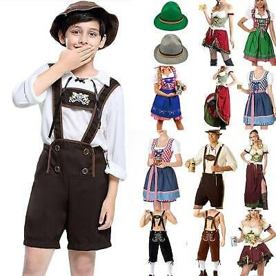 (Sponsored)eBay – Men Women Kids Beer Girl Costume Oktoberfest German Gretchen W… – Women. Costumes, Reenactment, Theater