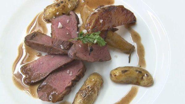 Francouzské kachní prso z restaurace Salabka snadno zvládnete i doma
