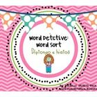 In this packet you will find a Spanish word work activity that can be used to learn the difference between a diphthong and a Hiato.  This activity ...