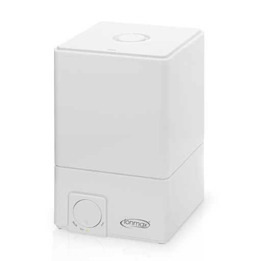 The Ionmax ION50 Ultrasonic Cool Mist Humidifier reintroduces moisture into the air by providing a optimal relative humidity level without affecting the room temperature.   Designed for convenience, the Ionmax Ion50 is compact and lightweight so you can place it almost anywhere in your home.