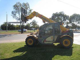 2006 Dieci 28.7TC Diesel Telehandler