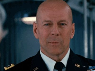 A Definitive Ranking Of The Hottest Bald Actors In Hollywood