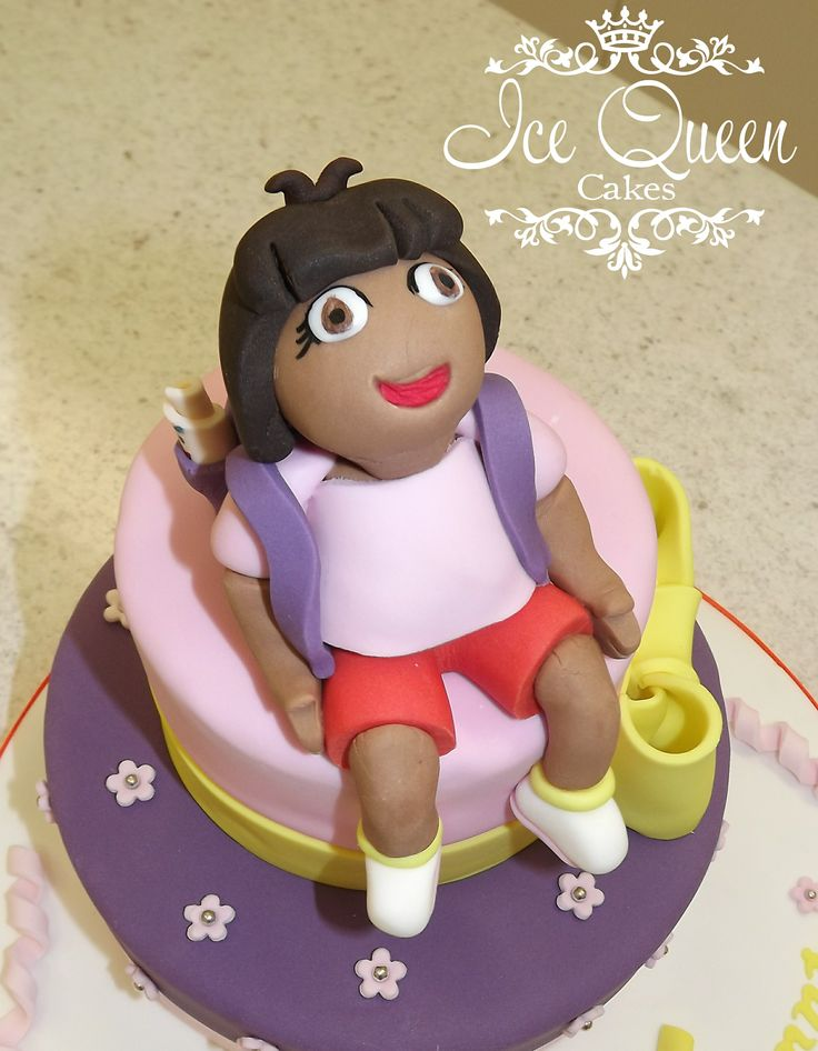 Cake Making Classes St Helens : 31 best images about Ice Queen Cakes - girls cakes on ...