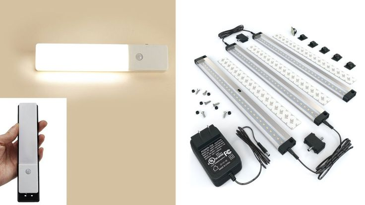 Top 5 Best Under Cabinet Lights Reviews 2016 Best Under Cabinet Led Lighting