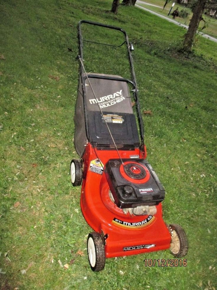 Murray 21 Lawn Mower : Ideas about murray lawn mower on pinterest
