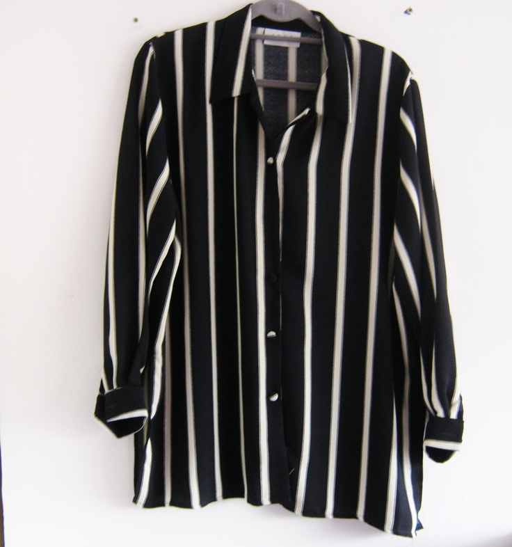 Azara vintage shirt, for sale at Blackhouse Thriftage on Facebook! https://www.facebook.com/photo.php?fbid=390234417757285=pb.357110221069705.-2207520000.1369052148.=3