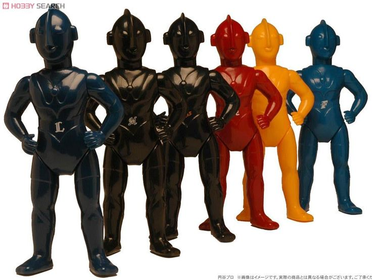 [Close] Pacific League x Ultraman 350 Sofubi Hokkaido Nippon Ham Fighters Ver (Completed) Item picture1