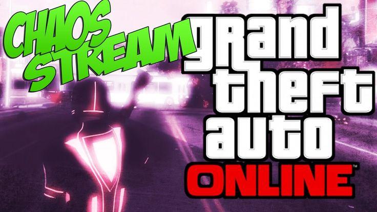 GTA 5 Online - Random & Funny Moments | Chaos Stream von ThomasRpunkt [G...