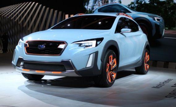 2018 Subaru XV Crosstrek Design