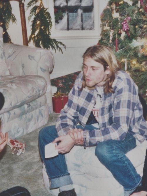 Kurt Cobain, Christmas 1989