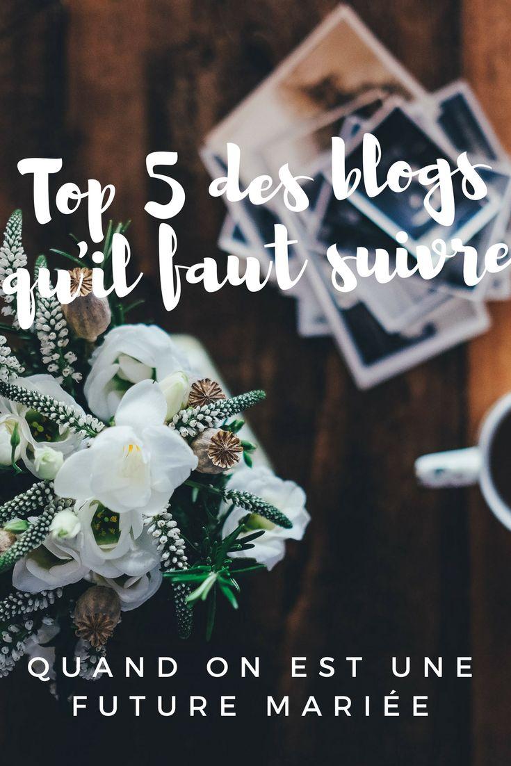 5 blogs à suivre absolument quand on est une future mariée | http://www.madmoizellebeebee.com/blog