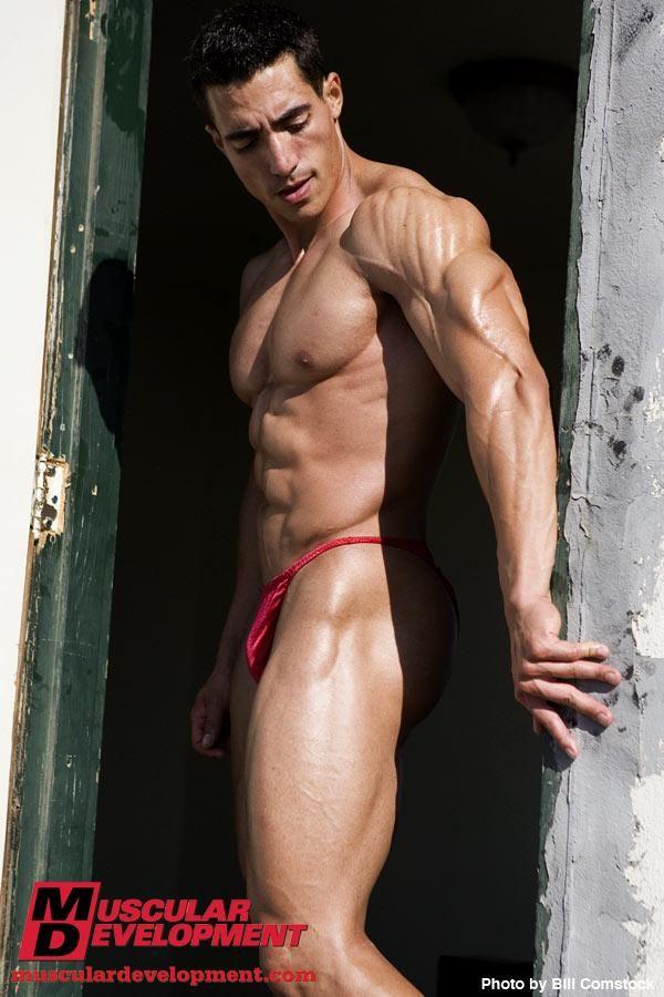 Бразильские мужчины и мир Культуристов (Tumblr-производитель - Мышцы младенца Джефф Rodriguez