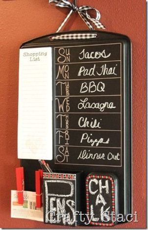 Cookie Sheet Board