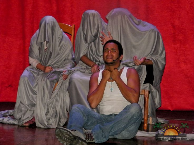 Palindomos Teatro Independiente presents La Celda Compartida at the Paradise Theater