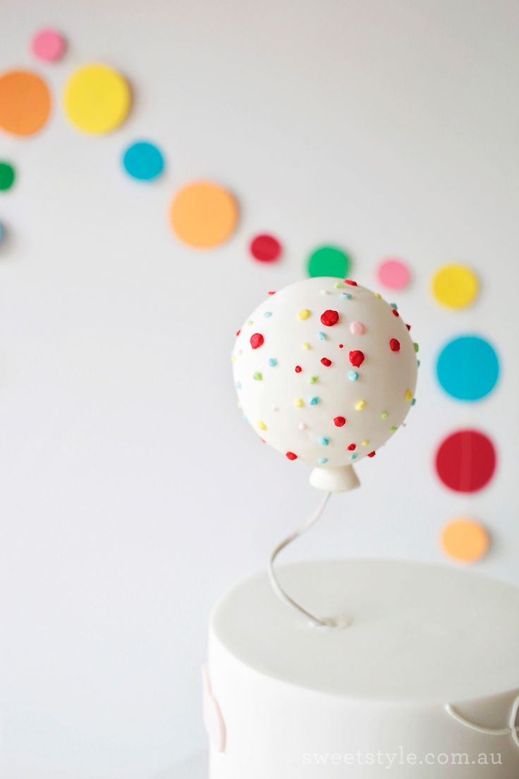 65 best images about sprinkles confetti on pinterest for Confetti dipped balloons