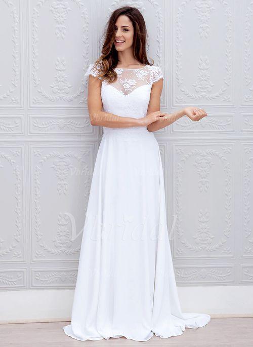 8 best Brautkleider Vintage-Style images on Pinterest | Lace wedding ...