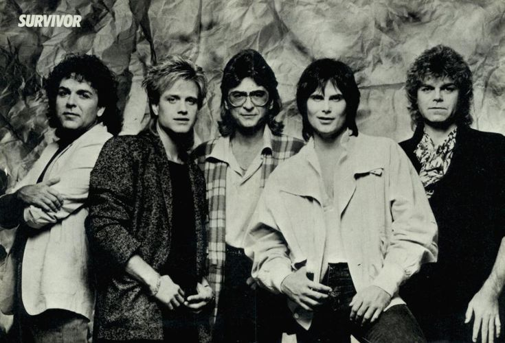 Survivor | Formed in 1978 | The band is best known for its double platinum-certified hit Eye of the Tiger, the theme song for the motion picture Rocky III (US number 1 for 6 weeks) | The band's first song to feature Jimi Jamison was The Moment of Truth, the theme song of the box office smash hit The Karate Kid, which peaked at number 63 on the Billboard Hot 100 | The band had another hit with Burning Heart, a song from the Rocky IV soundtrack, which peaked at number 2 on the Billboard Hot…