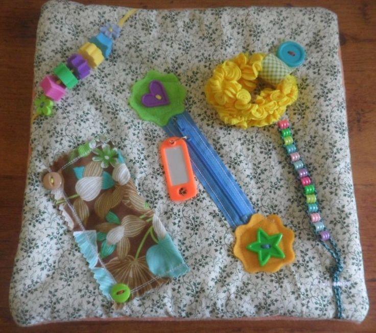 Fidget Blankets Autism