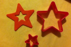 stampino per biscotti stella