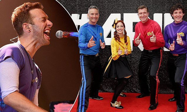 The Wiggles Big Tour ticket sales set to rival those of Coldplay's