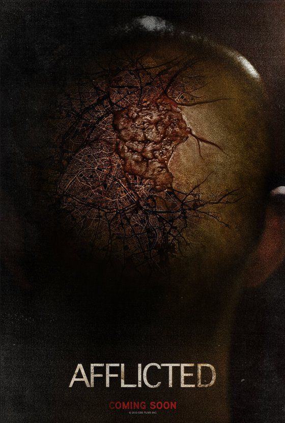 Found footage horror Afflicted gets creepy poster | Moviepilot: New Stories for Upcoming Movies
