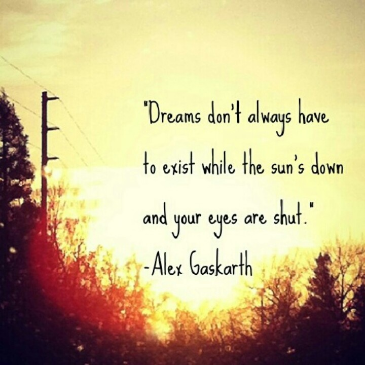 Alex gaskarth quotes are amazing Quotes Pinterest