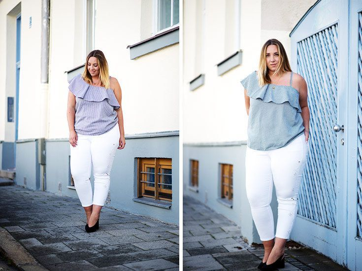 Jeans in großen Größen   SAMOON Plus Size