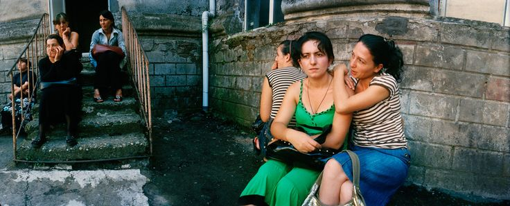 'Waiting for the future, Abkhazia 2009' by Jens Olof Lasthein, winner of the Oskar Barnack Award 2010