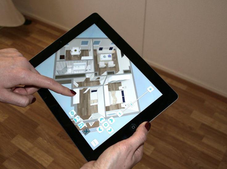 Cute Mit diesem TOP Apps kannst du einfach deinen Raum einrichten und alles anpassen bevor du die reale Einrichtung beginnst Home Design Free Planner