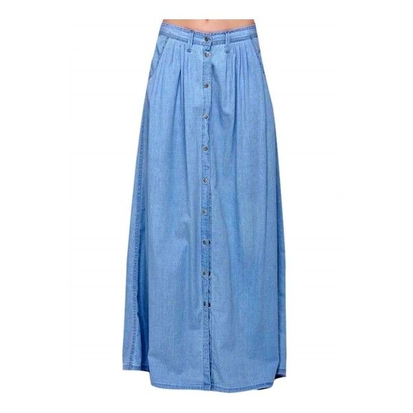 17 Best ideas about High Waisted Denim Skirt on Pinterest | Jeans ...