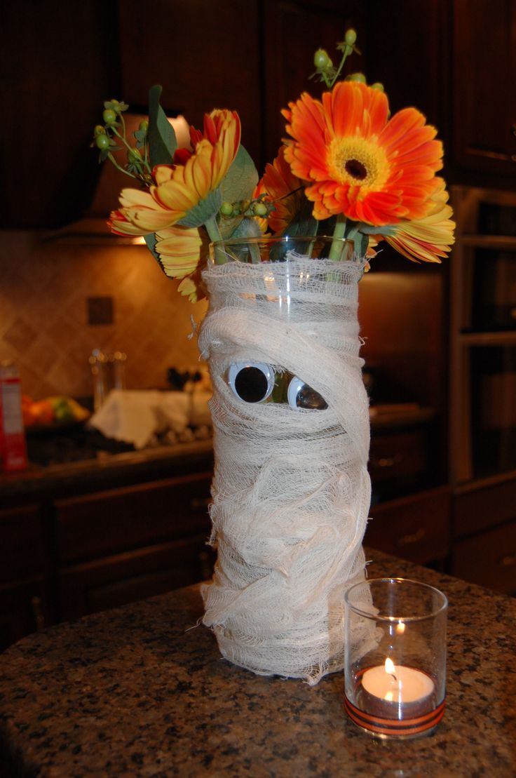 Diy indoor halloween decorations - Find This Pin And More On Fall Halloween Thanksgiving