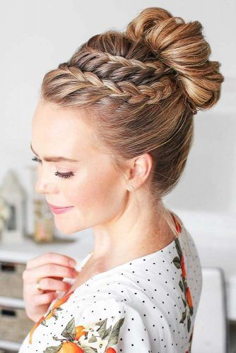 39 cool braided back to school hairstyles pinterest 39 cool braided back to school hairstyles my stylish zoo haircolor hairtype men solutioingenieria Gallery