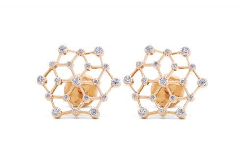 Tapsee Diamond Ear Stud